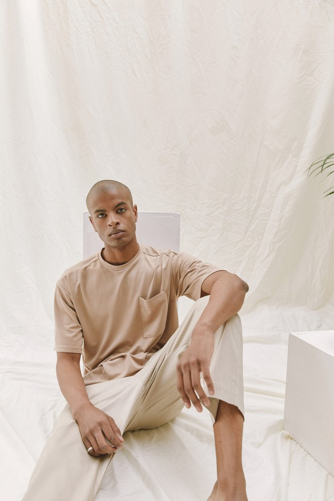 T-shirt coton bio gumi - Noyoco num 1