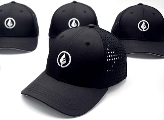 Wild cap - casquette technique recyclée [black] - Nosc num 3