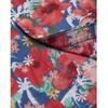 Chemise manches courtes imprimée fleurs en coton bio - Knowledge Cotton Apparel - 4