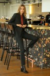Pantalon tailleur new-york vert profond - 17h10 - 4