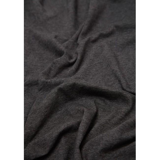 T-shirt gris en coton bio - Knowledge Cotton Apparel num 3