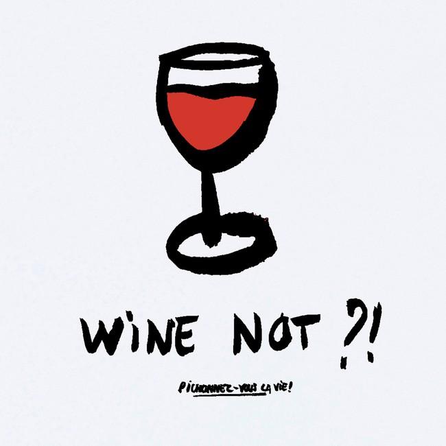 T-shirt en coton bio white wine - Bask in the Sun num 2
