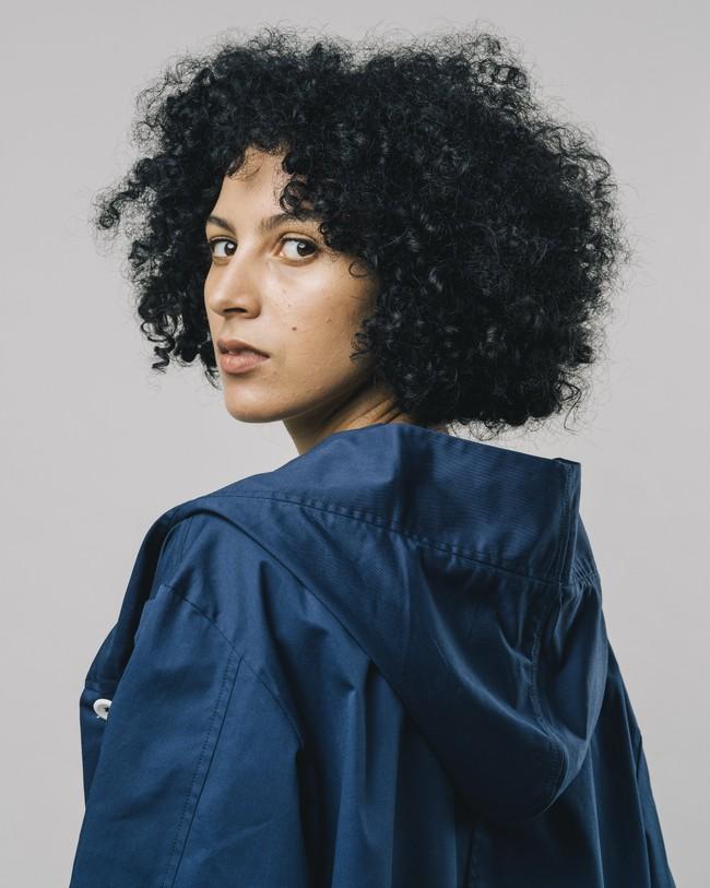 Hooded parka blue - Brava Fabrics num 6
