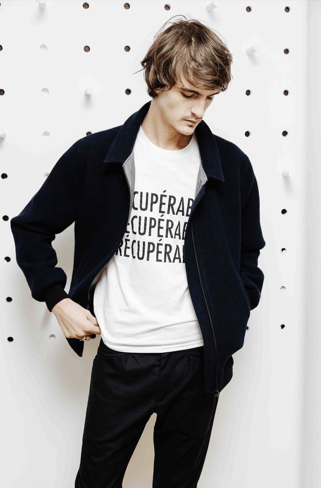 T-shirt unisexe noir - Les Récupérables num 2