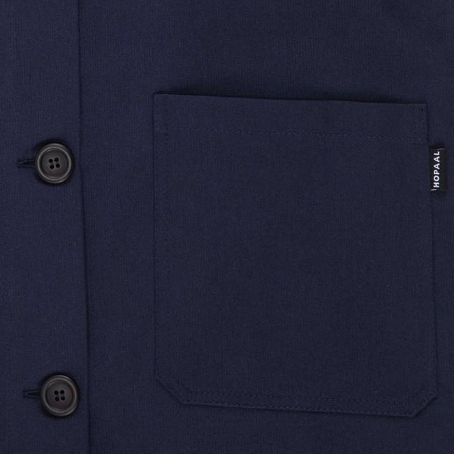 Veste recyclée - la veste bleue - Hopaal num 5