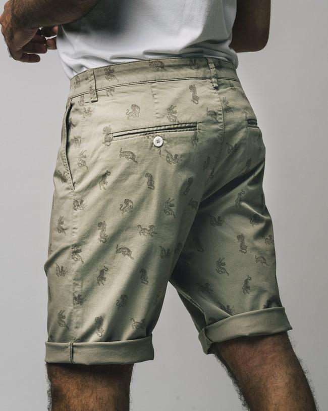 Roar roar printed shorts - Brava Fabrics num 3
