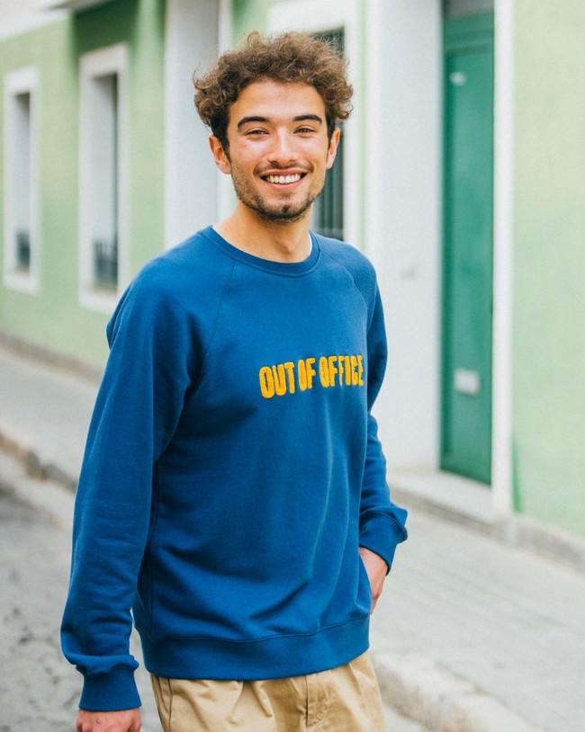 Out of office sweatshirt - Brava Fabrics num 6