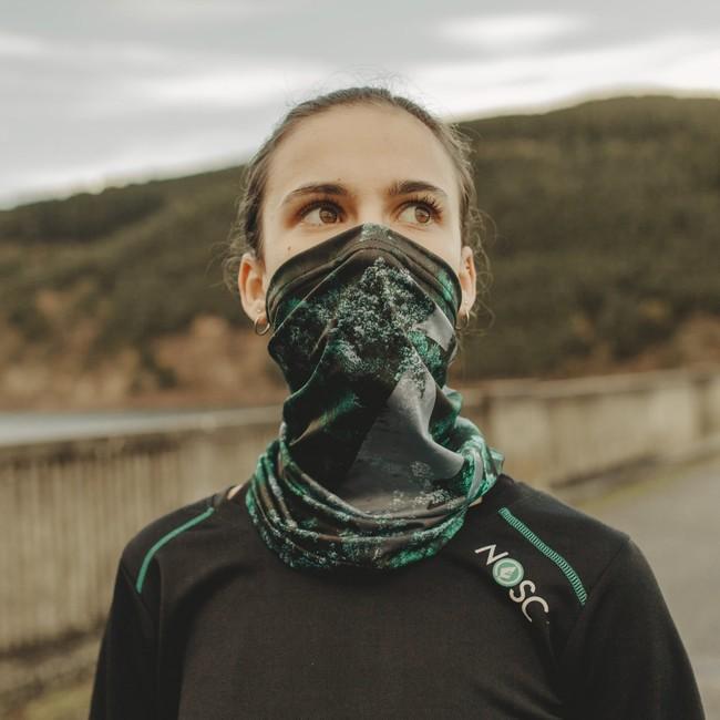Keepgreen – cache cou recyclé [forest] - Nosc num 2