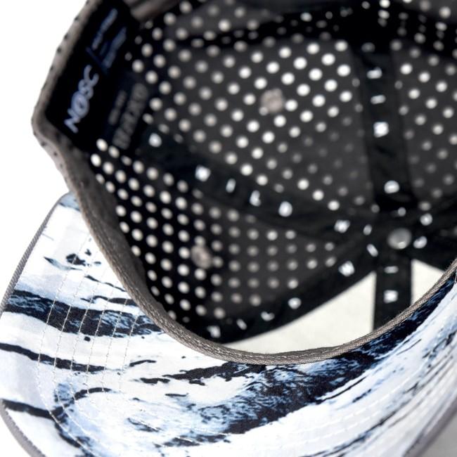 Wild cap - casquette technique recyclée [grey] - Nosc num 3
