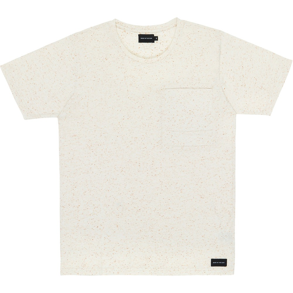 T-shirt en coton bio caramel pantxoa - Bask in the Sun