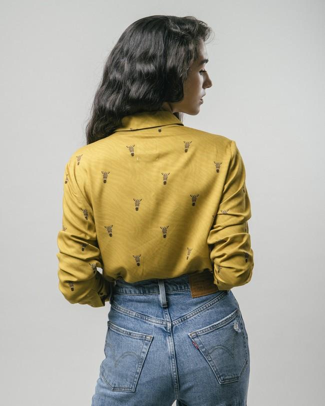 Wild zebra printed blouse - Brava Fabrics num 5