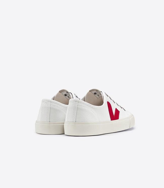 Baskets wata white pekin - Veja num 2