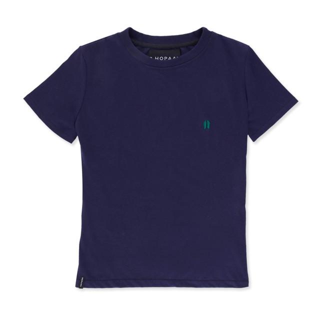 T-shirt recyclé - classique navy - Hopaal