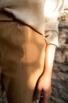 Pantalon camel - Alfa - 4