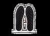 Chaussure en gravière cuir nude / semelle blanc - Oth - 5