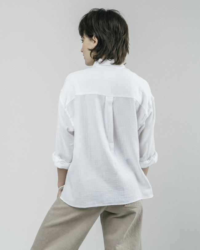 Japanese sky essential blouse - Brava Fabrics num 5