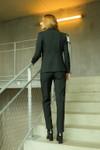 Veste tailleur paris vert profond - 17h10 - 5