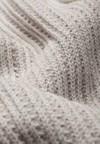 Pull écru maille en coton et laine bio - hinaa - Armedangels - 5