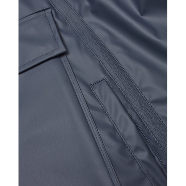 Anorak marine en polyester recyclé - Knowledge Cotton Apparel num 3