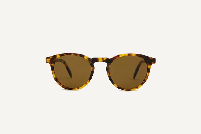 Lunettes de soleil - seattle yellow havana - Dick Moby