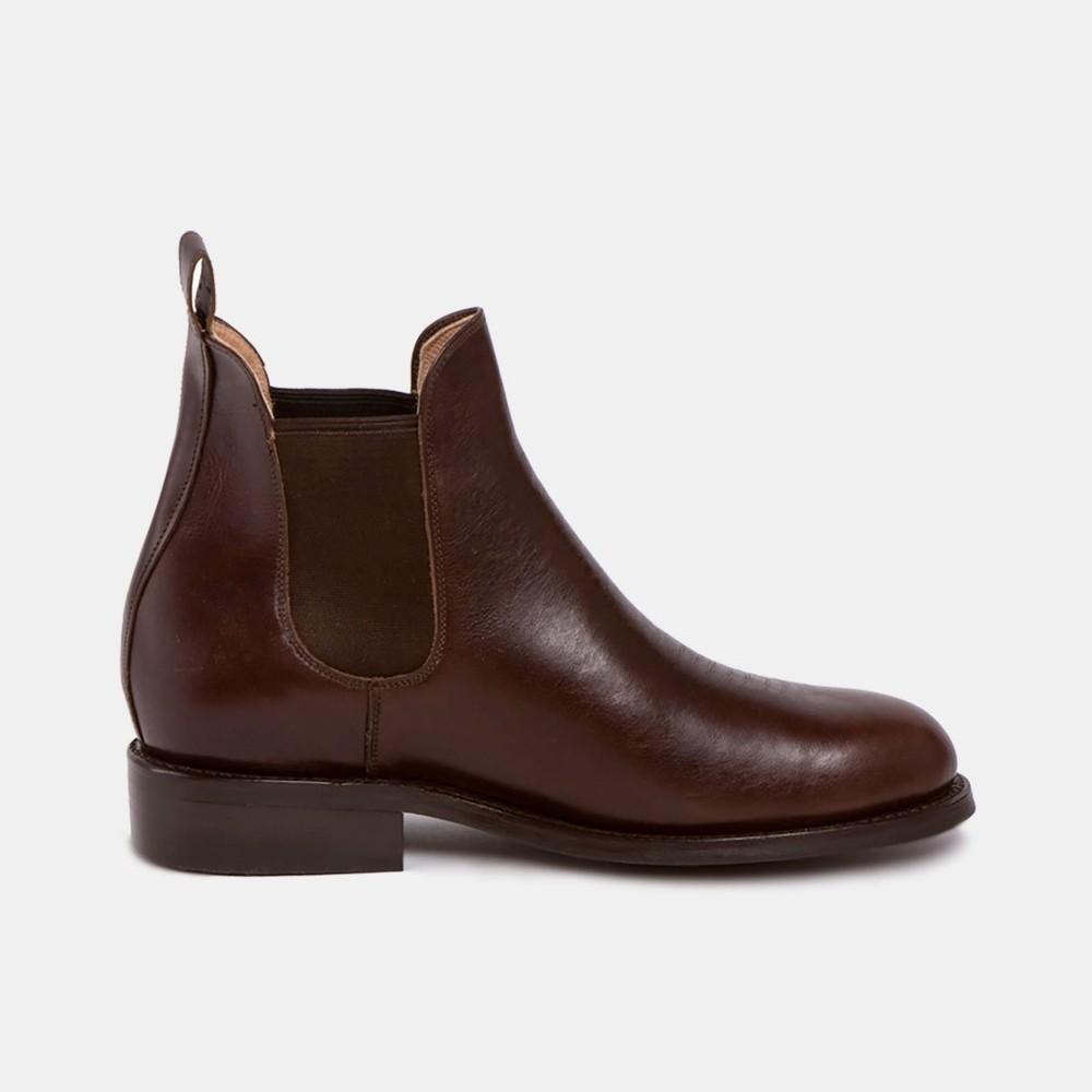 Pedro chelsea tire boot chocolate - Cano