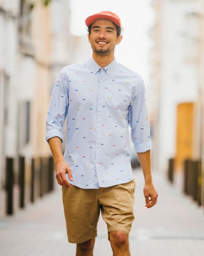 Autoscooter essential shirt - Brava Fabrics num 7