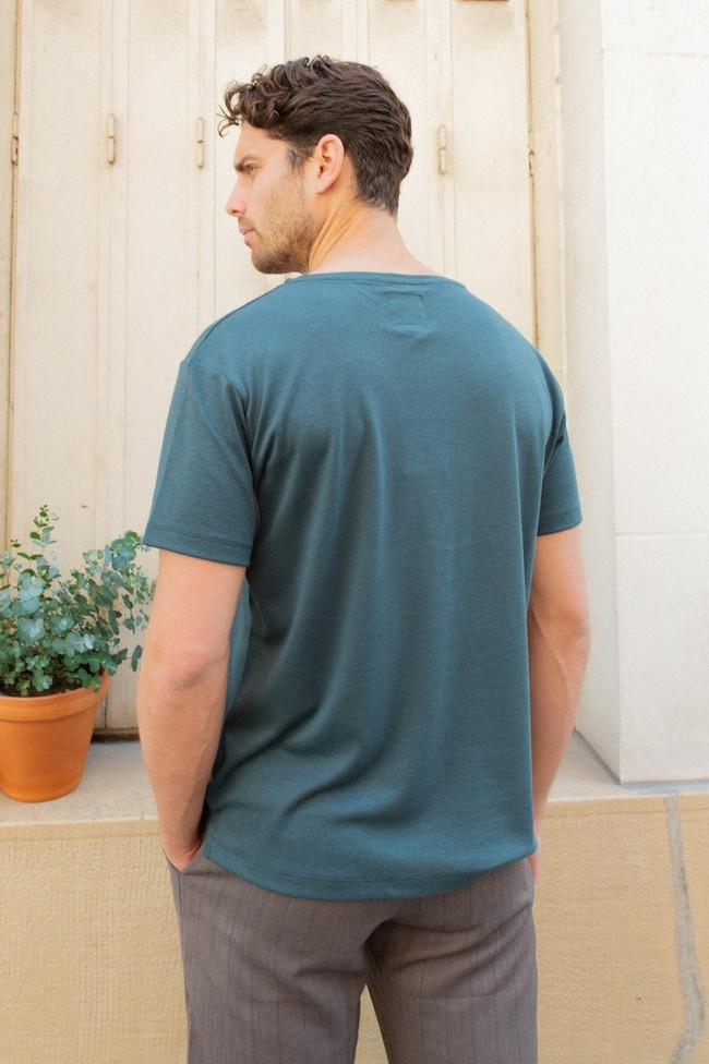 T-shirt coton bio camden - Noyoco num 2