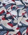 Crane for luck aloha shirt - Brava Fabrics - 3