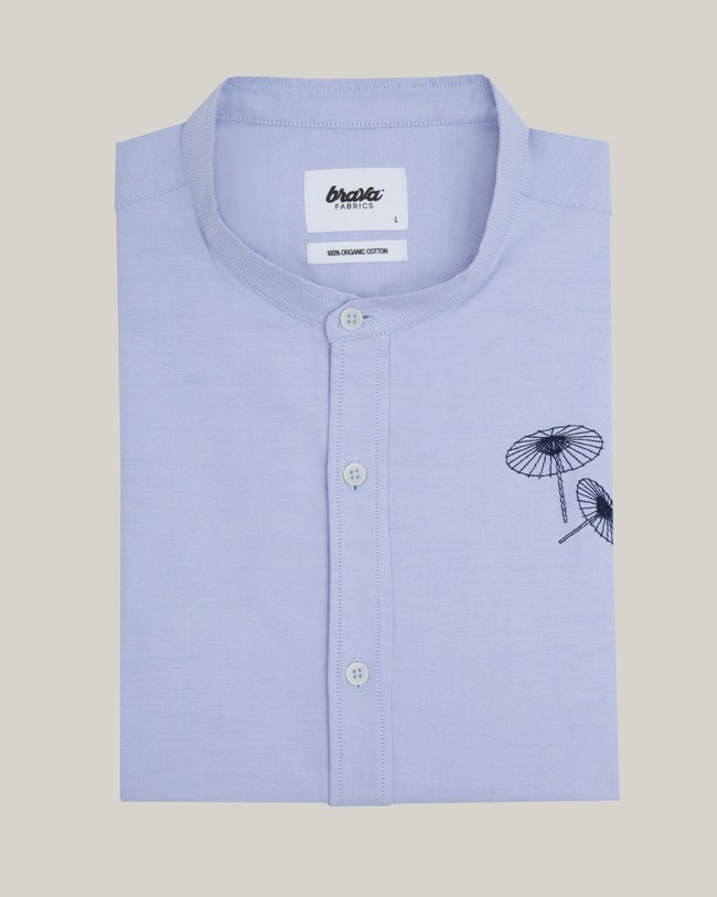 The osaka parasol essential shirt - Brava Fabrics num 1