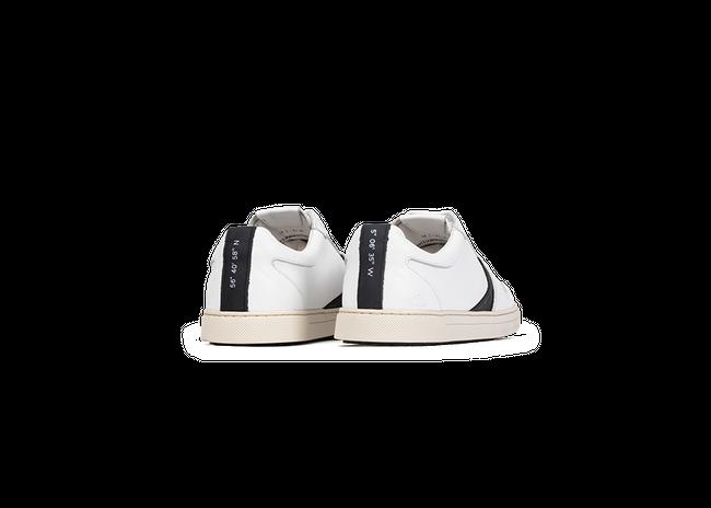 Chaussure en glencoe cuir blanc - Oth num 2
