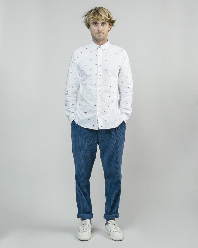 Printed shirt akito - Brava Fabrics num 3