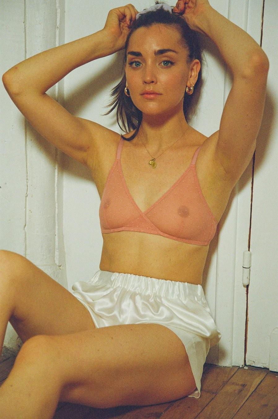 Short irma blanc - Nénés Paris