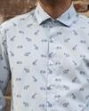 From the future to savannah printed shirt - Brava Fabrics - 9