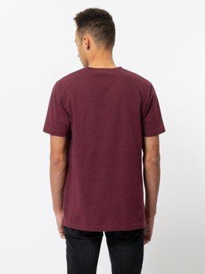 T-shirt figue avec poche en coton bio - kurt - Nudie Jeans num 2