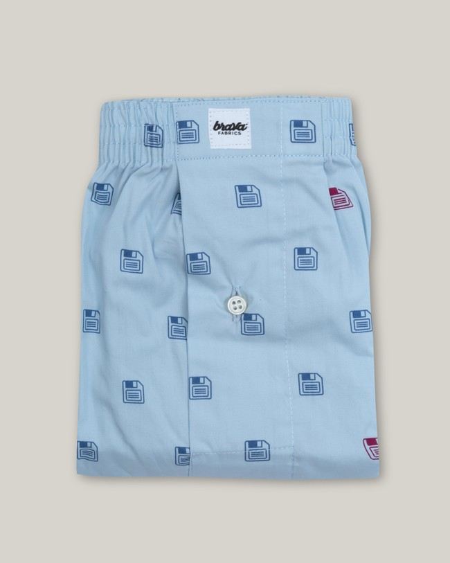 90's diskettes boxer - Brava Fabrics num 2