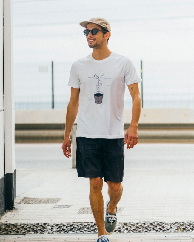 Homemade vermouth t-shirt - Brava Fabrics num 6
