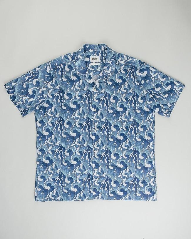 Pacific dream aloha shirt - Brava Fabrics