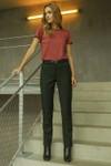 Pantalon tailleur new-york vert profond - 17h10 - 3