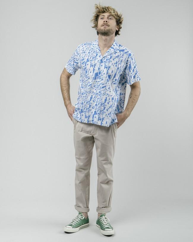 Urban district aloha shirt - Brava Fabrics num 3