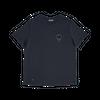 T-shirt gris en lyocell • éléphant noir - Omnia in uno - 3