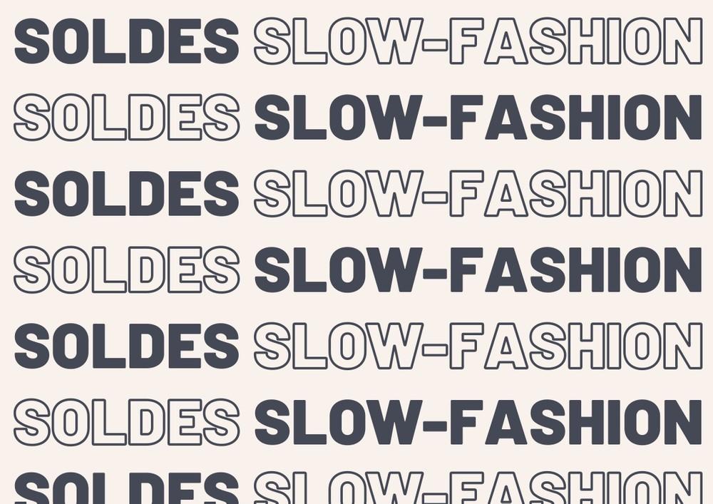 Slow-Fashion et Soldes, est-ce compatible ?