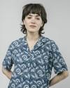 The osaka parasol aloha blouse - Brava Fabrics - 2