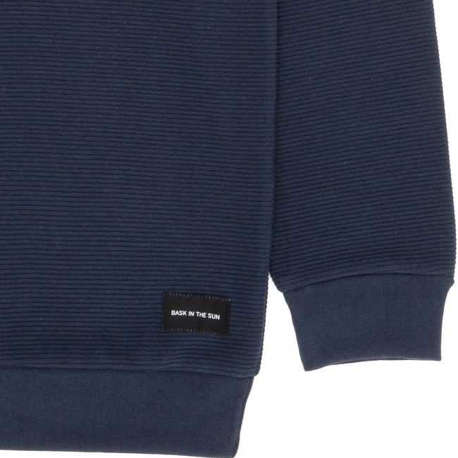 Sweat en coton bio navy danel - Bask in the Sun num 3