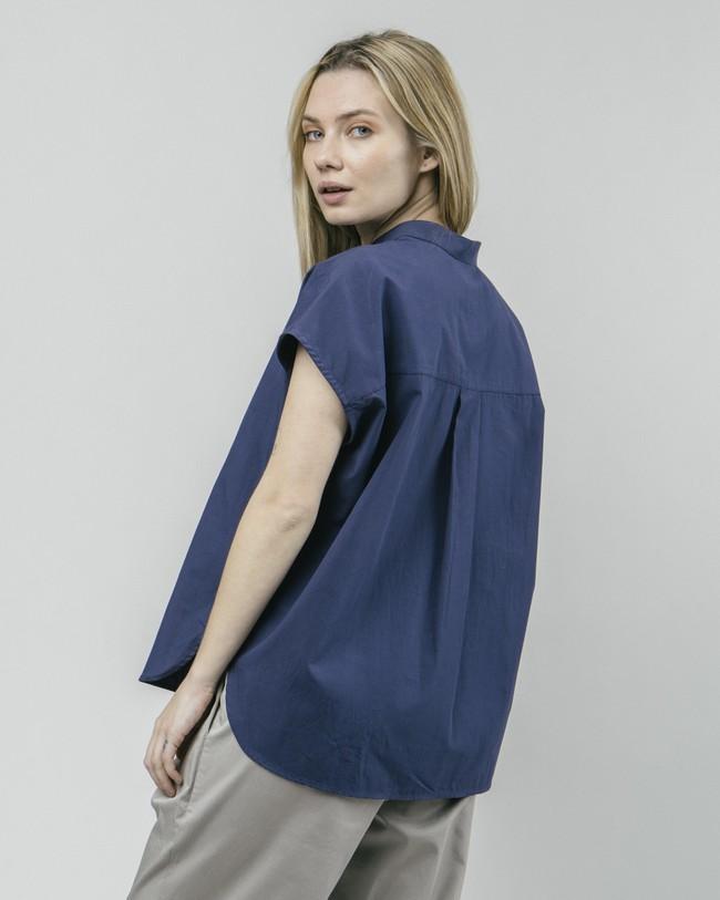 Crane for luck essential blouse - Brava Fabrics num 5