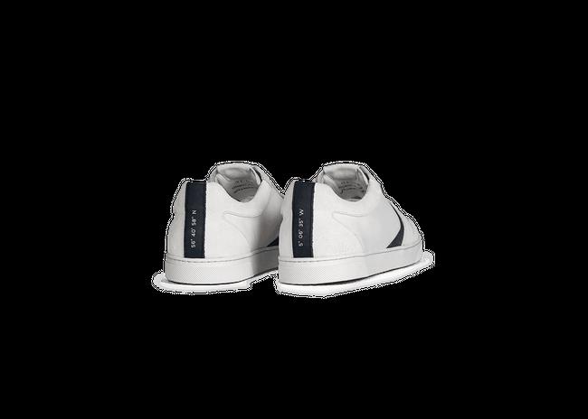 Chaussure semelle pneu recyclé suède off-white - glencoe - Oth num 2