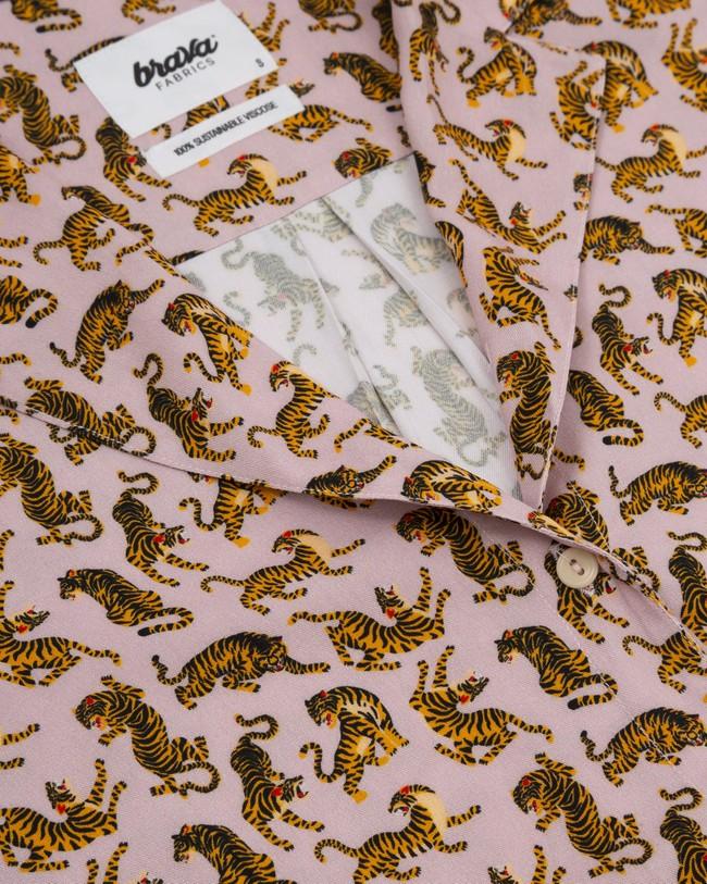 Roar roar aloha blouse - Brava Fabrics num 2
