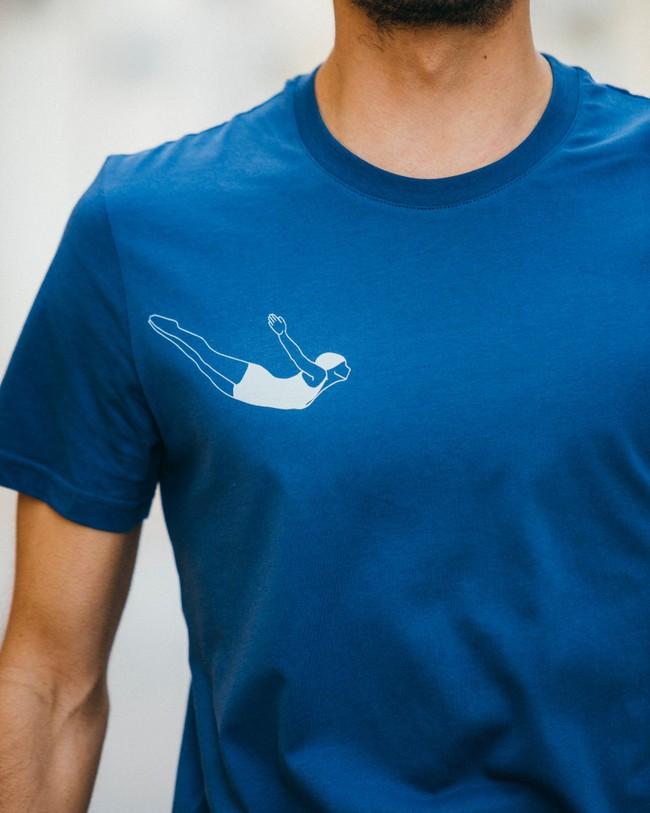 Vintage swimmer t-shirt - Brava Fabrics num 7
