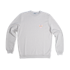 Grey sweatshirt • pink logo - Omnia in uno - 5