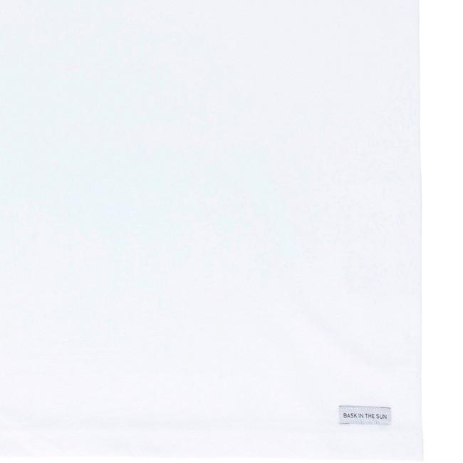 T-shirt en coton bio white wine - Bask in the Sun num 3