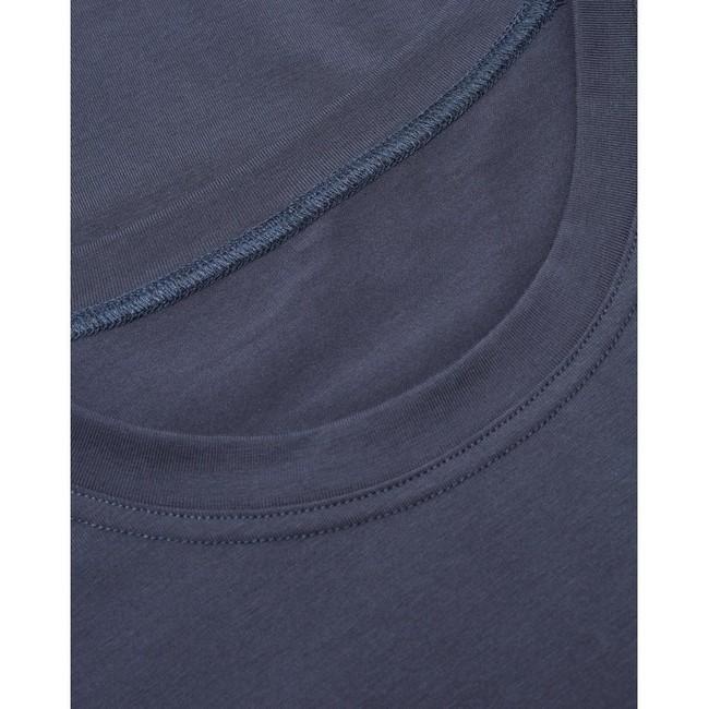 Pack t-shirt et boxer marine en coton bio - Knowledge Cotton Apparel num 3